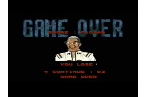 Interesting Failure Scenes: Time Cop Game Over - YouTube