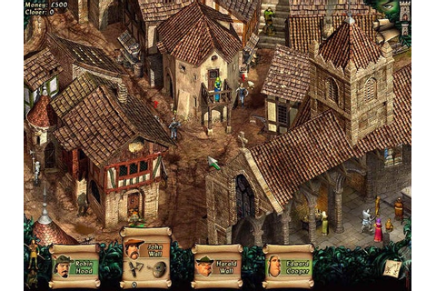 Robin Hood The Legend Of Sherwood Pc Download Full ...