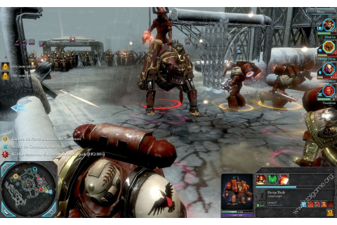 Warhammer 40,000: Dawn of War II - Chaos Rising - Tai game ...