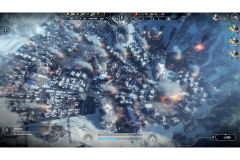 Lead Society to Prosperity or Despair in Frostpunk, Coming ...