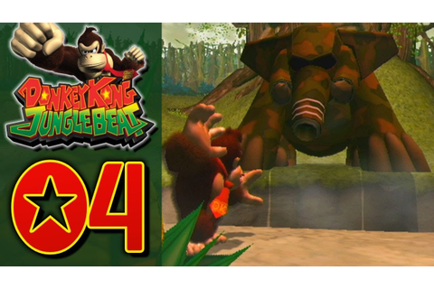 "Donkey Kong Jungle Beat (Wii) - Episode 4 | Having a ""Tusk ..."