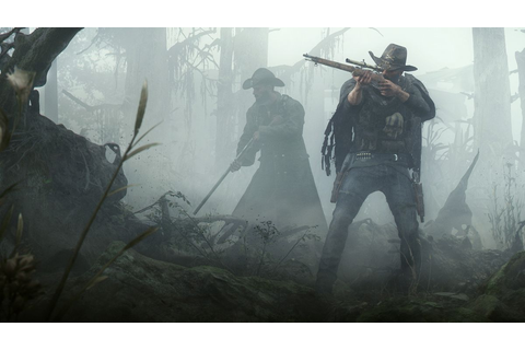Hunt: Showdown is just incredible | PC Gamer