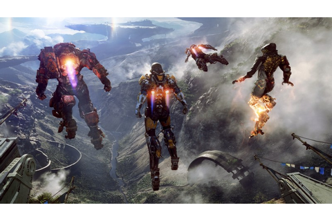 Anthem's Launch Trailer Explodes Onto The Scene - Game ...