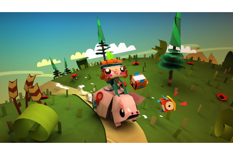 Tearaway | PS Vita | Review | PRESSTARTOPLAY