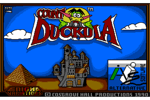 Download Count Duckula in No Sax Please - We're Egyptian ...