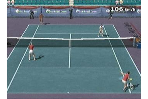 Screens: Pro Tennis WTA Tour - PS2 (11 of 26)