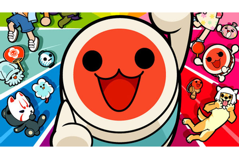 Taiko: Drum Master announced for Wii U - Gematsu