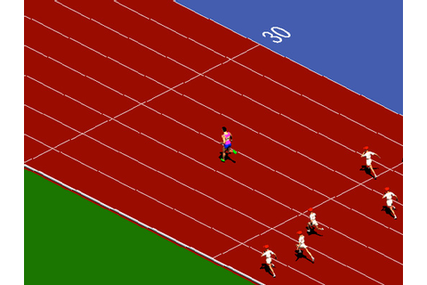Top 10 track and field Flash games « Jon Mulkeen