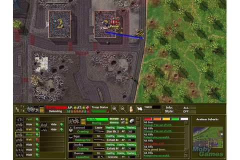 Download Close Combat: A Bridge Too Far - My Abandonware