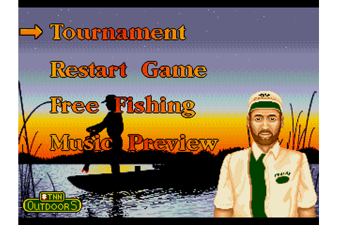 TNN Outdoors Bass Tournament 96 Download Game | GameFabrique