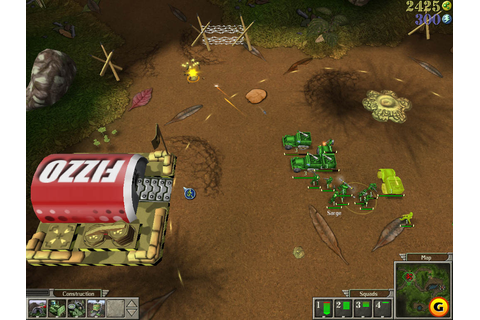 Army Men RTS PC Game Free Download | ComputerEnjoyment 2