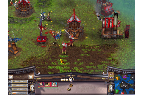 Battle Realms Download Full Game - Free Full Version