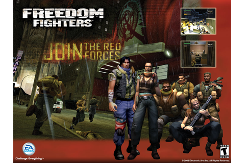Freedom Fighters |Android Buddy