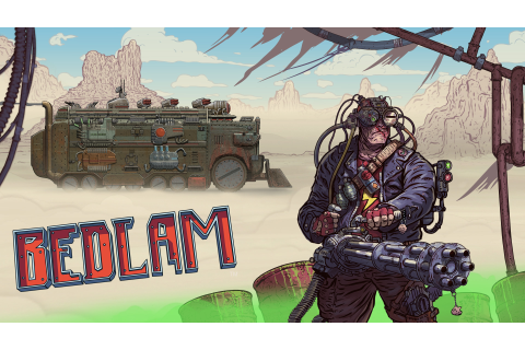 BEDLAM Builds a Post-Apocalyptic Future With The Banner ...