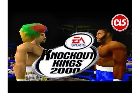 Knockout Kings 2000 (PS1) - YouTube