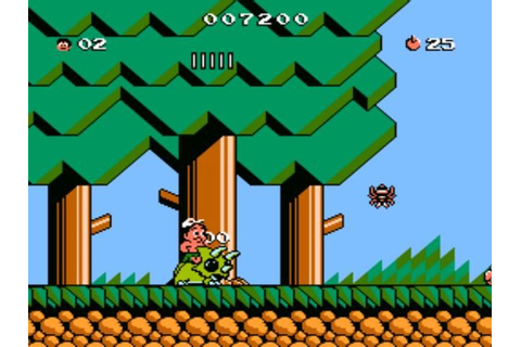 Adventure Island 3 Screenshots for NES - MobyGames