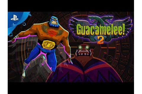 Guacamelee! 2 Game | PS4 - PlayStation