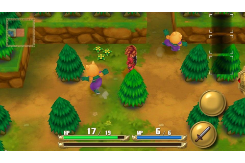 Review: Adventures of Mana – PS Vita (8/10) | Handheld Players