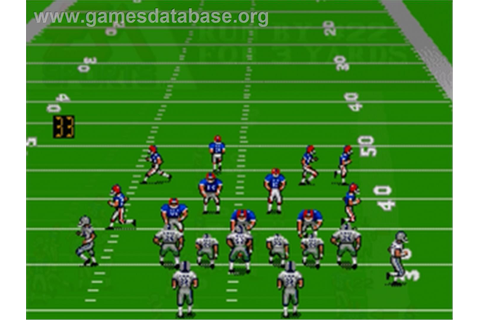 Madden NFL '94 - Sega Genesis - Games Database