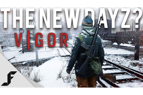 A NEW Survival game by the DayZ developers - Vigor - YouTube