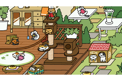 Cat-collecting game Neko Atsume is getting a live-action ...