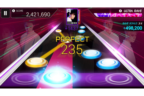 Link to Download SuperStar SMTOWN For Android - All About ...