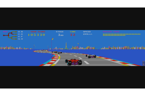TX-1 Arcade Racing Complete - YouTube