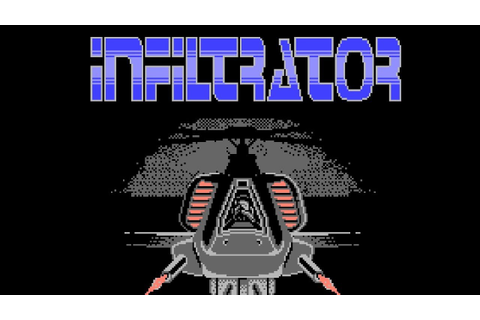 Infiltrator - NES Gameplay - YouTube