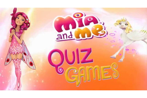 Quiz-Game - Mia and me - YouTube