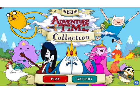 Cartoon Network Games: Adventure Time - Adventure Time ...