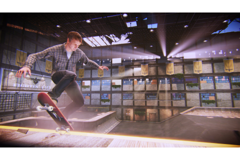 Tony Hawk's Pro Skater 5 Has a PS4 Patch Bigger Than the ...