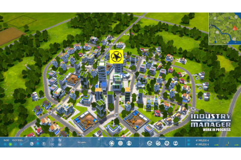 Industry Manager: Future Technologies - Screenshot-Galerie ...
