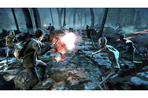 New Deathly Hallows: Part I video game creature promos ...