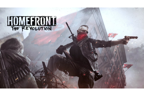 Homefront: The Revolution - Announcement Trailer [US ...