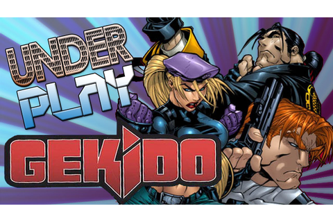 Gekido - Urban Fighters (Playstation) - Underplay - YouTube