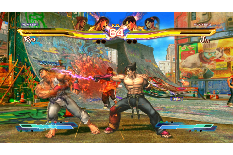 Acheter Street Fighter X Tekken Jeu PC | Games For Windows ...