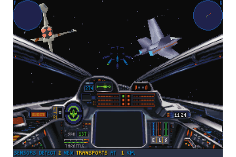 Download Star Wars: X-Wing | DOS Games Archive