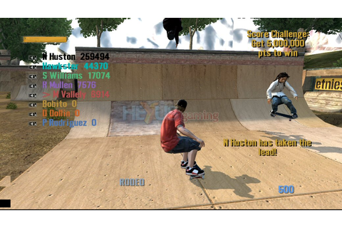 SKATE - Xbox 360 and PS3 - Xbox 360 - News - HEXUS.net