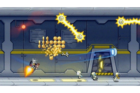 Jetpack Joyride 1.25.1 - Download for PC Free