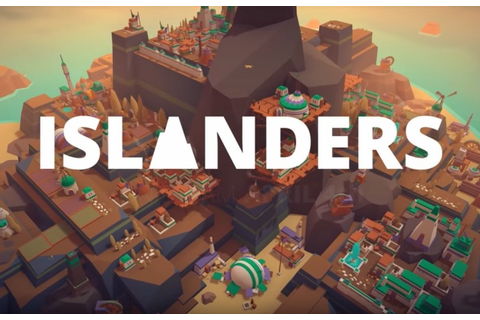 ISLANDERS: The Relaxing Minamalist City Builder ...