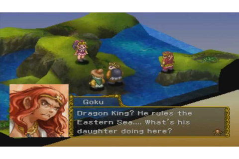 Biophoenix Game Reviews: Episode 41 Saiyuki Journey West ...