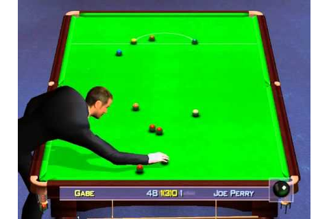 World Championship Snooker 2004 Try 12 part 2 of 2 (PC ...