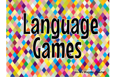 Language Games Sentence Auctions! - YouTube