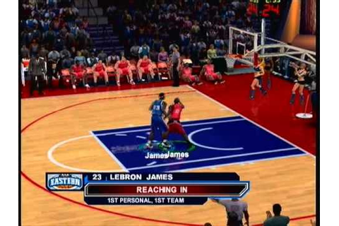 NBA 2K6 Walkthrough - YouTube