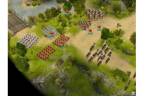 Download Praetorians Game - FREE PC DOWNLOAD GAMES