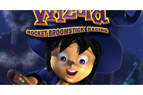 [Wii] Billy the Wizard: Rocket Broomstick Racing ~ Hiero's ...