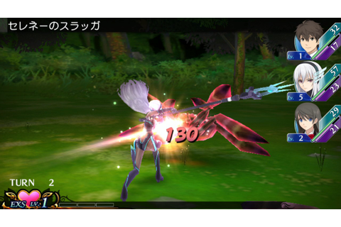 PS Vita/3DS JRPG Exstetra Introduces the Beautiful Selene ...