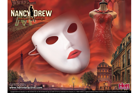 Buy Nancy Drew: Danger by Design Clue Game | Her Interactive