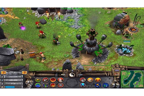 Download Battle Realms PC Game Gratis - Gema Syahdan's Blog