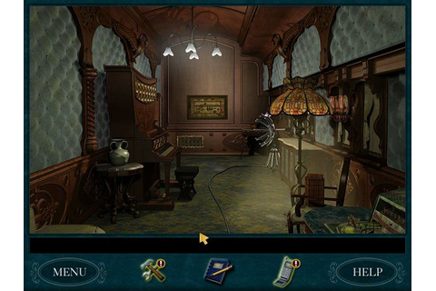 Nancy Drew: Last Train to Blue Moon Canyon Screenshots for ...